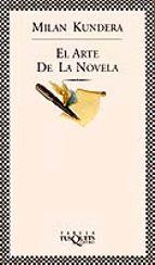 el arte de la novela (4ª ed.)-milan kundera-9788483106907