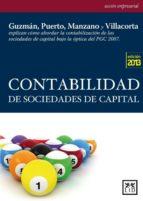 contabilidad de sociedades de capital (ebook) antonio puerto isidoro guzman 9788483567807
