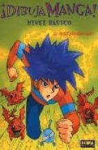 ¡dibuja manga!: nivel basico christopher hart 9788484318507