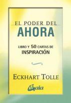 el poder del ahora-eckhart tolle-9788484456407