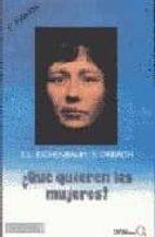 que quieren las mujeres? (2ª ed.)-susie orbach-9788485781607