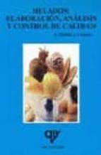 helados: elaboracion, analisis y control de calidad-antonio madrid vicente-9788489922907