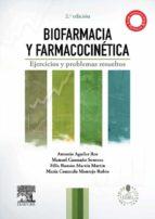biofarmacia y farmacocinetica (2ª ed.): ejercicios y problemas re sueltos-antonio aguilar ros-9788490222607