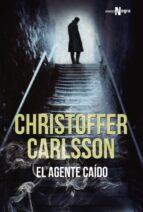(pe) el agente caido (serie leo junker 2)-christoffer carlsson-9788491042907