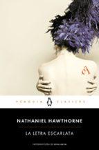 la letra escarlata nathaniel hawthorne 9788491051107