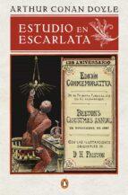 estudio en escarlata (edición conmemorativa) arthur conan doyle 9788491053507