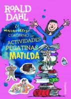 matilda : cuaderno de actividades roald dahl 9788491222507
