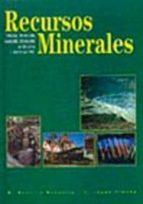 recursos minerales carlos lopez jimeno manuel bustillo revuelta 9788492170807