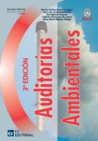 auditorias ambientales (3ª ed) jose luis lombardero rodil 9788492735907