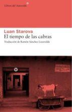 el tiempo de las cabras-luan starova-9788493659707