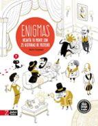 enigmas: desafia tu mente con 25 historias de misterio victor escandell 9788494713507