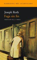fuga sin fin-joseph roth-9788496136007