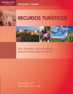 recursos turisticos beatriz martinez leal rocio rojo gil 9788497322607