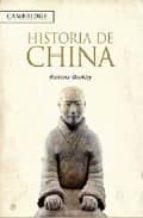historia de china-patricia buckley ebrey-9788497346207