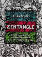 el arte del zentangle margaret bremner norma j. burnell 9788498018707
