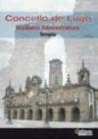 El libro de Auxiliares concello de lugo autor VV.AA. DOC!