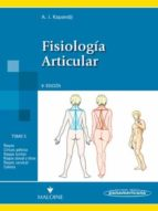 fisiologia articular (6ª ed.) tomo 3: tronco y raquis-a. i. kapandji-9788498354607