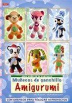 muñecos de ganchillo amigurumi-nelli bolgert-ralph krumbacher-9788498740707