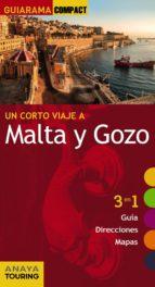 un corto viaje a malta y gozo 2015 (guiarama compact) francisco sanchez 9788499356907