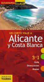 alicante y costa blanca 2016 (guiarama compact) (5ª ed.) 9788499358307