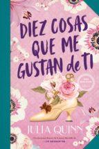 diez cosas que me gustan de ti (ebook)-julia quinn-9788499441207