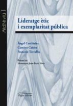 Descarga gratuita de la base de datos de libros electrónicos Lideratge etic i exemplaritat publica