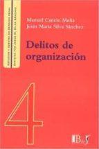 delitos de organizacion-manuel cancio melia-9789974676107
