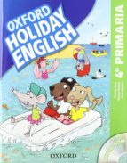 holiday english 4º primaria pack 3ed cast-9780194546317