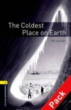 the coldest place on earth (obl-1): book + audio cd-tim vicary-9780194788717