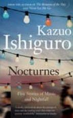 nocturnes kazuo ishiguro 9780571245017