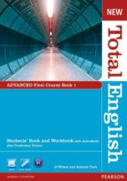 El libro de New total english advanced flexi coursebook 1 pack ed 2013 autor VV.AA. EPUB!