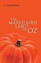 the marvellous land of oz-l. frank baum-9781843913917