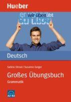großes übungsbuch deutsch   grammatik 9783191017217