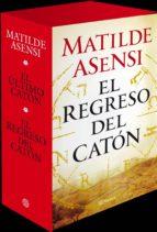 El libro de Estuche matilde asensi (el ultimo caton + el regreso del caton) autor MATILDE ASENSI DOC!