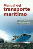 manual del transporte maritimo 9788415340317