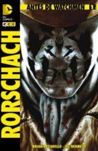 antes de watchmen: rorschach núm. 01 brian azzarello 9788415748717