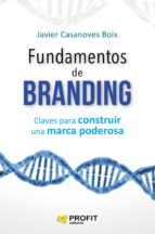 fundamentos de branding (ebook)-javier casanoves boix-9788416904617