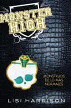 monster high 2 lisi harrison 9788420407517