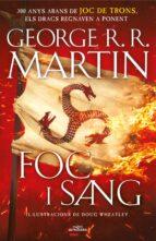 foc i sang (cançó de gel i foc)-george r.r. martin-doug wheatley-9788420434117