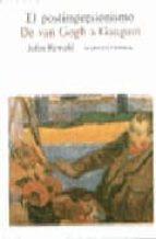 el postimpresionismo: de van gogh a gauguin john rewald 9788420670317