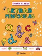 letras minusculas (gran cuaderno) 9788421654217