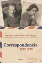 correspondencia 1925-1975-hannah arendt-martin heidegger-9788425440717