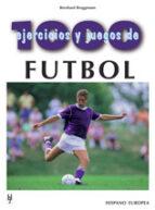 mil ejercicios y juegos de futbol (3ª ed.) bernhard bruggmann 9788425509117