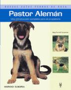 pastor aleman meg purnell carpenter 9788425516917