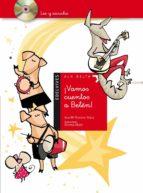 vamos, cuentos, a belen (incluye cd) ana maria romero yebra 9788426374417