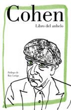 libro del anhelo leonard cohen 9788426404817