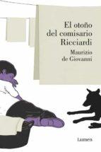 el otoño del comisario ricciardi maurizio de giovanni 9788426422217