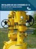 instalador de gas categoria b y c: ejercicios de test y calculos resueltos.-jose antonio bejarano perez-9788426723017