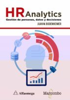 hr analytics: gestion de personas, datos y decisiones-juan m. bodenheimer-9788426726117