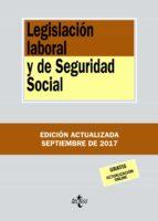 legislacion laboral y seguridad social (19ª ed.)-9788430971817